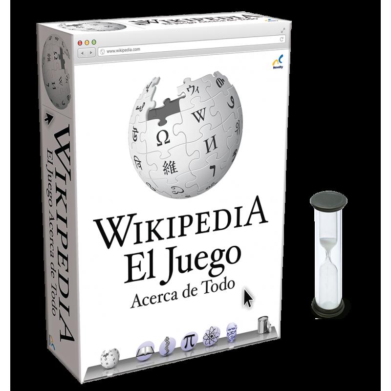 Juego Wikipedia T Lo Regalo